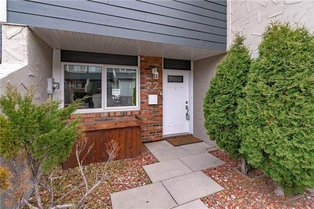 #22 228 Theodore PL Nw, Calgary, Thorncliffe real estate, Attached Thorncliffe homes for sale