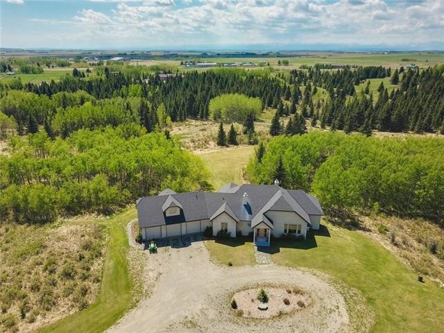 272180 Rge RD 42 in None Rural Rocky View County MLS® #C4211272