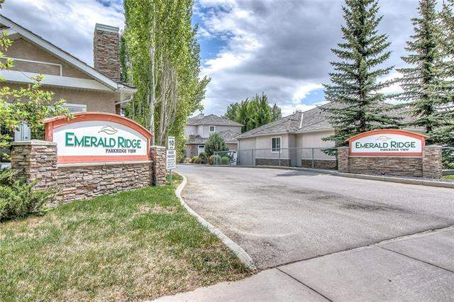 #220 40 Parkridge Vw Se, Calgary, Parkland real estate, Apartment Parkland homes for sale