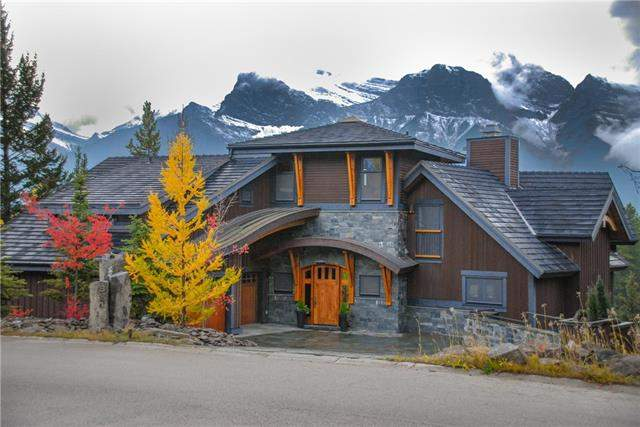 821 Silvertip Ht in Silvertip Canmore MLS® #C4213599