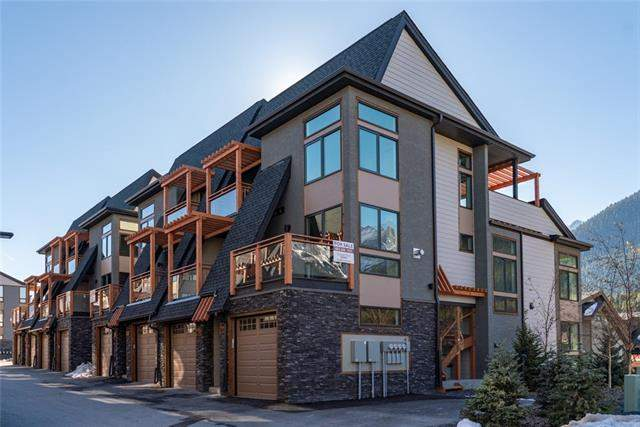 #804 102 Stewart Creek Ri, Canmore  Three Sisters homes for sale