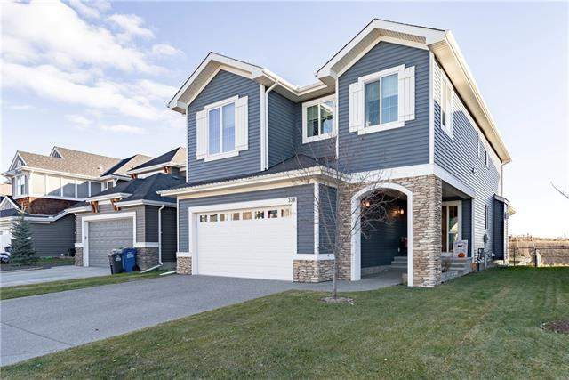 339 Sunset Vw in Sunset Ridge Cochrane MLS® #C4214017