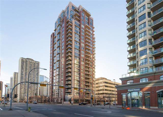 #2205 650 10 ST Sw in Downtown West End Calgary MLS® #C4214278