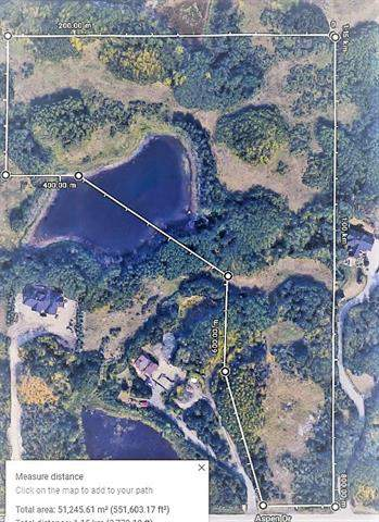 24054 Aspen Dr, Rural Rocky View County, Bearspaw_Calg real estate, Land Bearspaw_Calg homes for sale