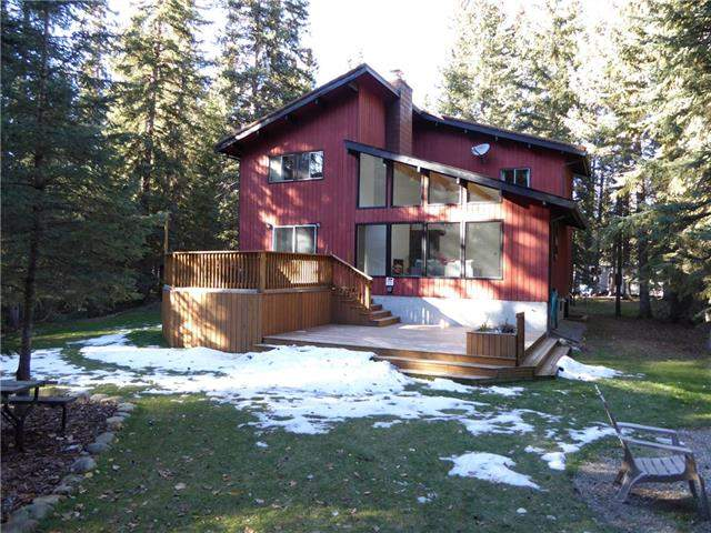 27 Burntall Dr, South Bragg Creek real estate, homes
