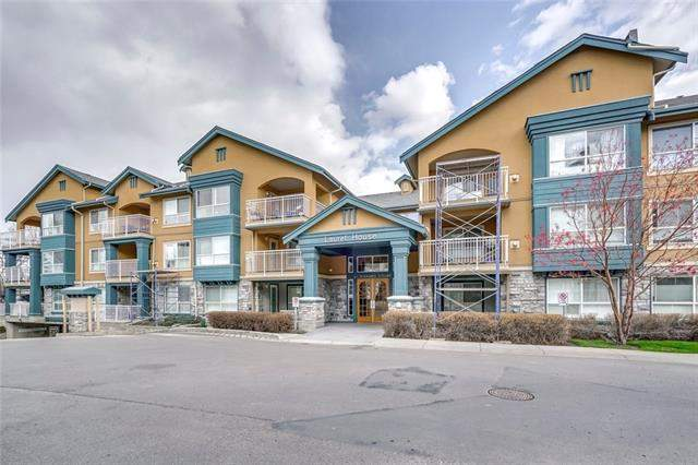 #124 30 Richard Co Sw, Calgary, Lincoln Park real estate, Apartment Lincoln Park homes for sale