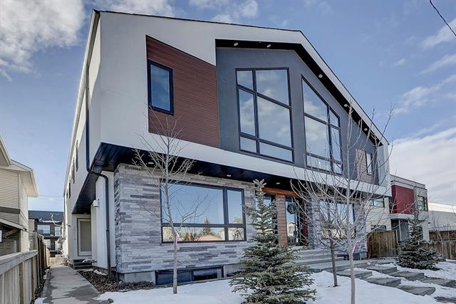 #2 4809 Bowness RD Nw, Calgary, Montgomery real estate, Attached Montgomery homes for sale