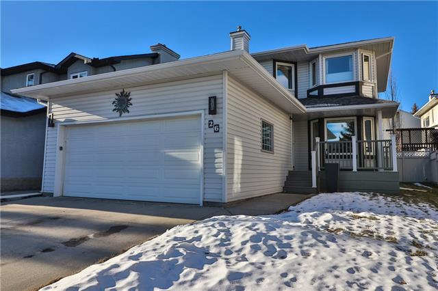 26 Macewan Ridge PL Nw in MacEwan Glen Calgary MLS® #C4215079