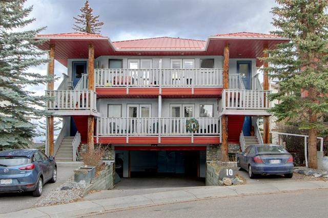 #5 10 Blackrock Cr, Canmore, Cougar Creek real estate, Apartment Cougar Creek homes for sale