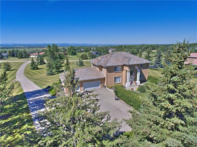50 Rosewood DR Sw, Rural Rocky View County, Springbank real estate, Detached Springbank homes for sale