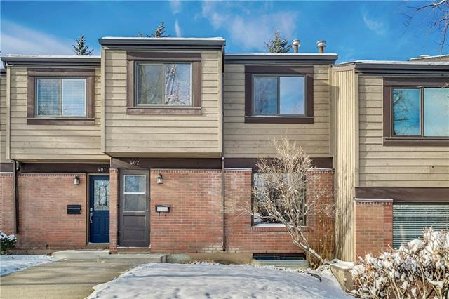 #402 9803 24 ST Sw, Calgary Oakridge real estate, Attached Oakridge homes for sale