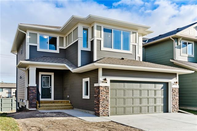 137 Bayside Lo Sw, Airdrie  Bayside homes for sale
