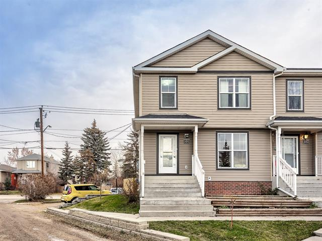 #101 1835 10 AV Se in Inglewood Calgary MLS® #C4215780