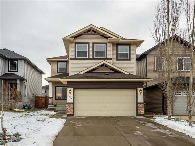 55 Chapalina CL Se in Chaparral Calgary MLS® #C4216239