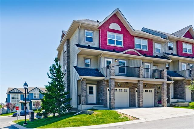 125 Panatella Hl Nw, Calgary Panorama Hills real estate, Attached Calgary homes for sale