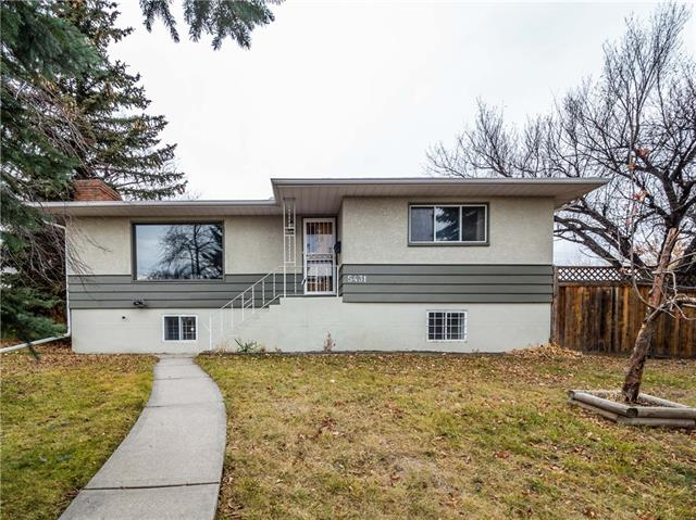 5431 Buckthorn RD Nw, Calgary, Thorncliffe real estate, Detached Thorncliffe homes for sale