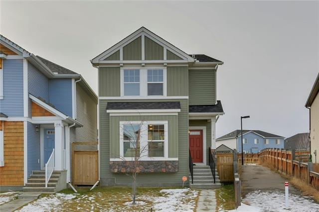 154 Autumn CR Se in Auburn Bay Calgary MLS® #C4216324