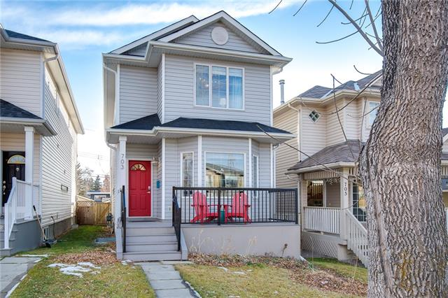 703 51 AV Sw in Windsor Park Calgary MLS® #C4216361
