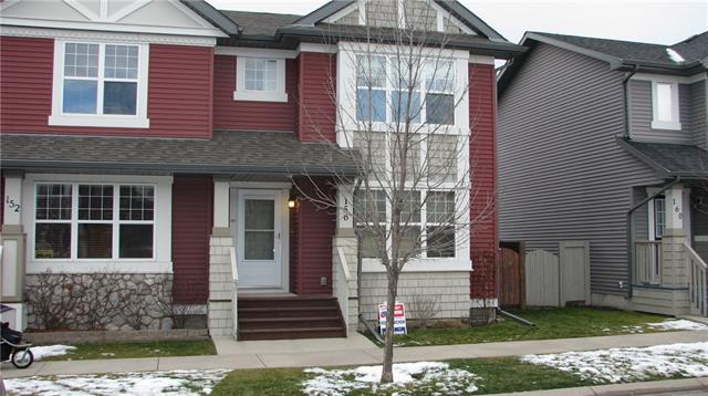 156 Eversyde Bv Sw, Calgary Evergreen real estate, Attached Evergreen Estates homes for sale