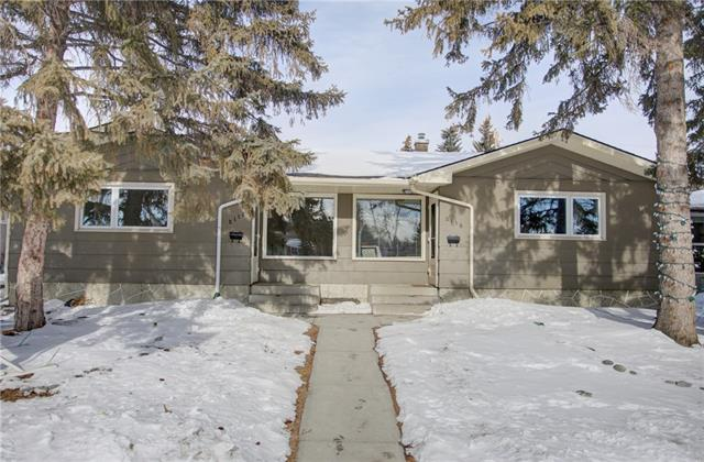 2116,2118 Chilcotin RD Nw in Charleswood Calgary MLS® #C4217575