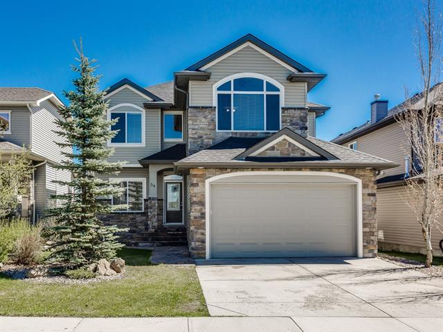 54 Crystal Green Wy, Okotoks Crystal Green real estate, Detached Crystal Green homes for sale