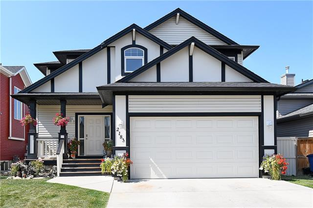 2183 Luxstone Bv Sw in Luxstone Airdrie MLS® #C4217601
