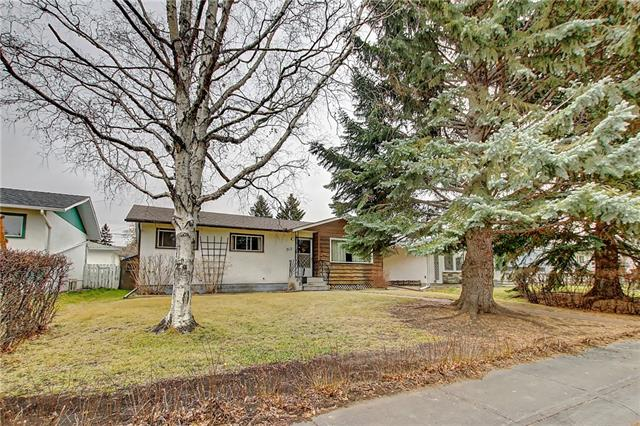 312 Avonburn RD Se in Acadia Calgary MLS® #C4217673