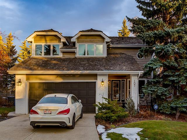 107 Stravanan BA Sw, Calgary Strathcona Park real estate, Detached Strathcona homes for sale