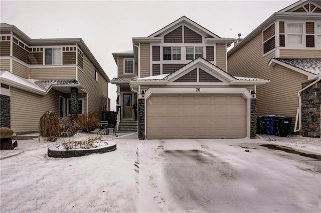 26 Cougar Plateau WY Sw in Cougar Ridge Calgary MLS® #C4217730