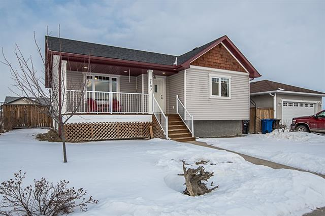2103 27 Av in None Nanton MLS® #C4217845