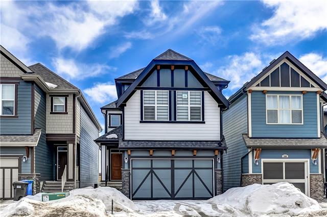236 Masters CR Se, Calgary Mahogany real estate, Detached Mahogany homes for sale