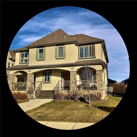 563 Mahogany Bv Se, Calgary Mahogany real estate, Attached Mahogany homes for sale