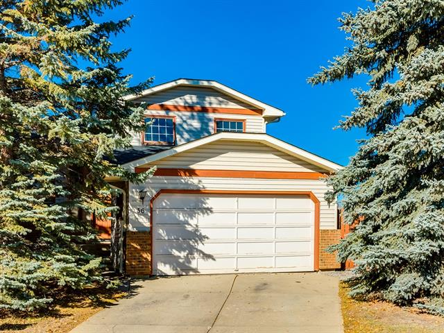 36 Woodford PL Sw, Calgary Woodbine real estate, Detached Woodbine homes for sale