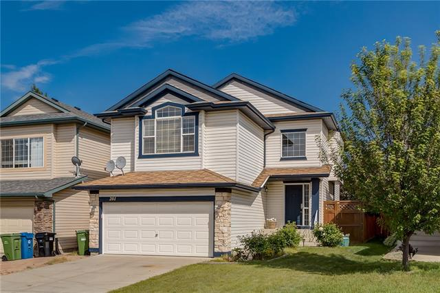 201 Tuscany Meadows Ht Nw in Tuscany Calgary MLS® #C4218123