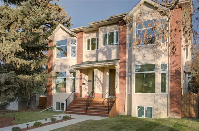 3120 4a ST Nw, Calgary Mount Pleasant real estate, Attached Mount Pleasant homes for sale