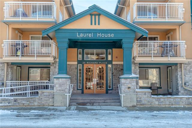 #209 25 Richard PL Sw, Calgary, Lincoln Park real estate, Apartment Lincoln Park homes for sale