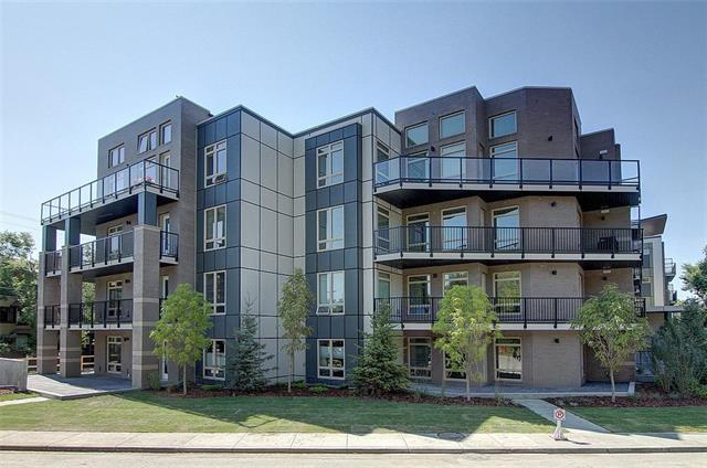 #317 823 5 AV Nw, Calgary, Sunnyside real estate, Apartment Sunnyside homes for sale