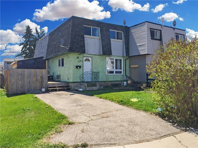 3929 29a AV Se, Calgary Dover real estate, Attached West Dover homes for sale