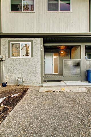 #22 7172 Coach Hill RD Sw, Calgary, Coach Hill real estate, Attached Coach Hill homes for sale