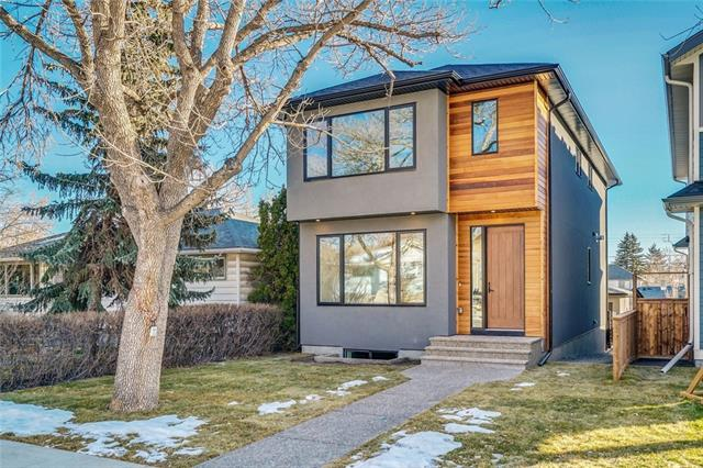 54 Hunter ST Nw in Highwood Calgary MLS® #C4218828
