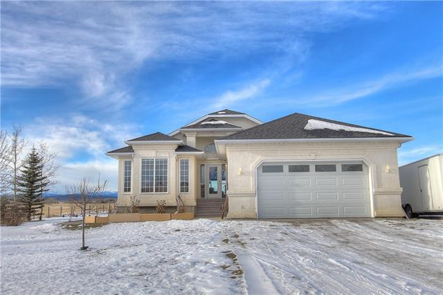 240109 Rge RD 34, Rural Rocky View County, Springbank real estate, Detached Springbank homes for sale