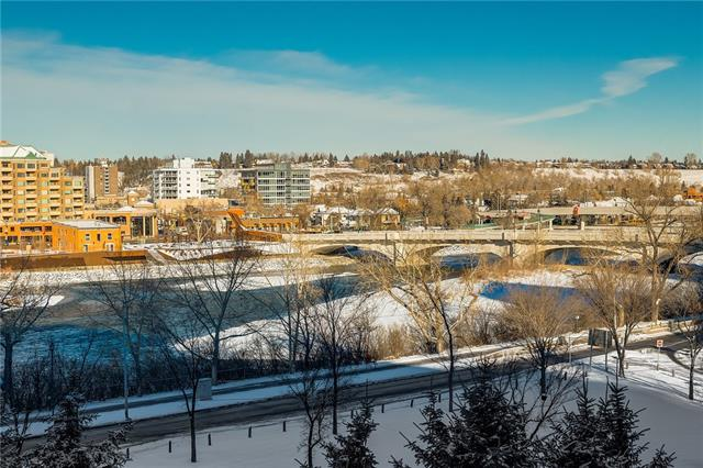 MLS® #C4219040® #602 1108 6 AV Sw in Downtown West End Calgary Alberta