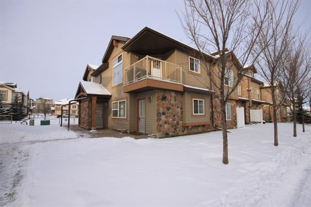 #106 40 Panatella Ld Nw, Calgary Panorama Hills real estate, Attached Panorama Hills homes for sale