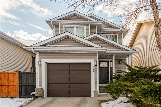 869 Erin Woods DR Se in Erin Woods Calgary MLS® #C4219195