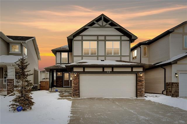23 Baywater Co Sw in Bayside Airdrie MLS® #C4219261