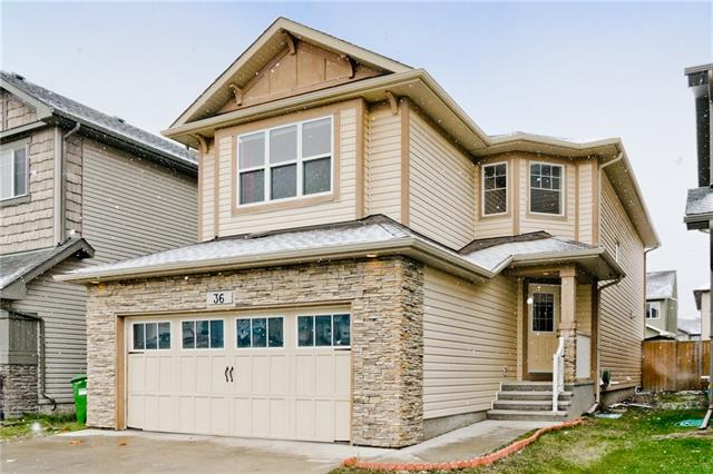 36 Skyview Shores Ri Ne in Skyview Ranch Calgary MLS® #C4219313