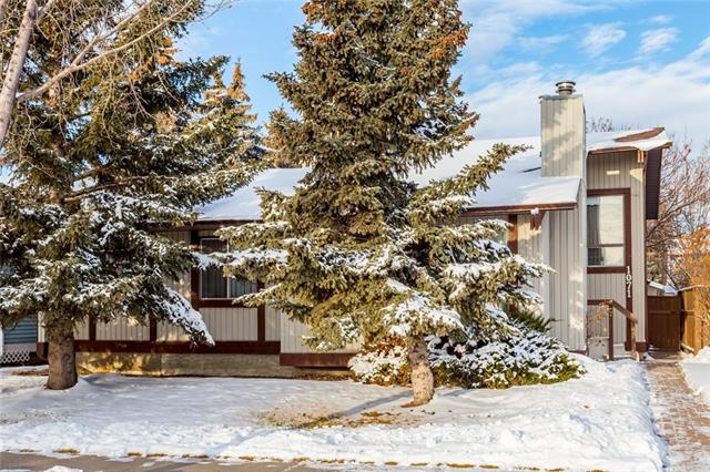 1071 Abbeydale DR Ne in Abbeydale Calgary MLS® #C4219383