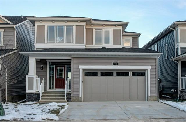 74 Carrington Ri Nw in Carrington Calgary MLS® #C4219428