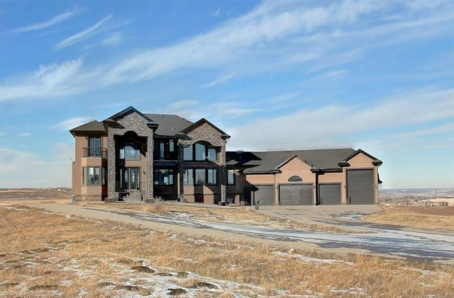250040 Dynasty DR W in DeWinton Heights Rural Foothills M.D. MLS® #C4219460