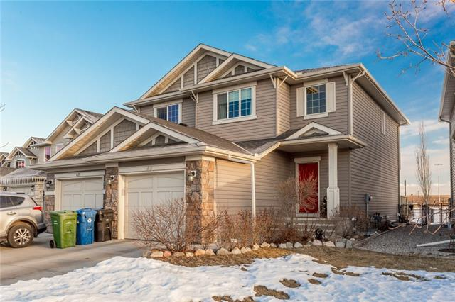 44 New Brighton Ld Se, Calgary, New Brighton real estate, Attached New Brighton homes for sale